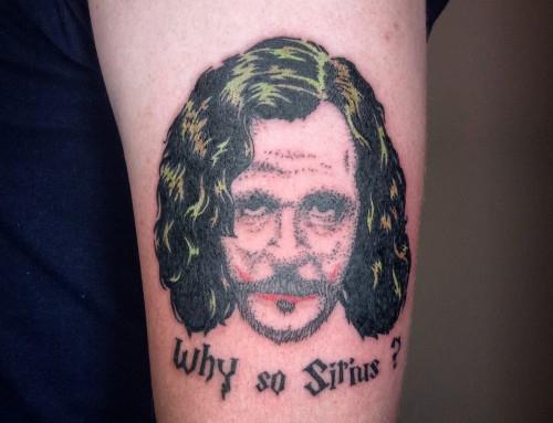 Sirius black joker